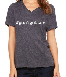 GoalGetter tee